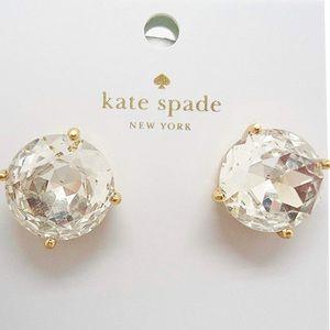 Kate Spade♠️Crystal Stud Earrings